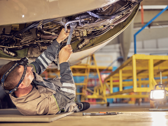 Why Train In Aviation Maintenance Technology?